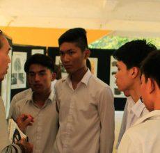Exposition itinérante de Tuol Sleng